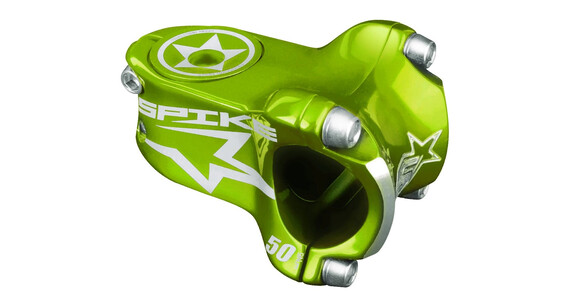 Spank Spike Race Vorbau Ø 31,8 mm emerald green